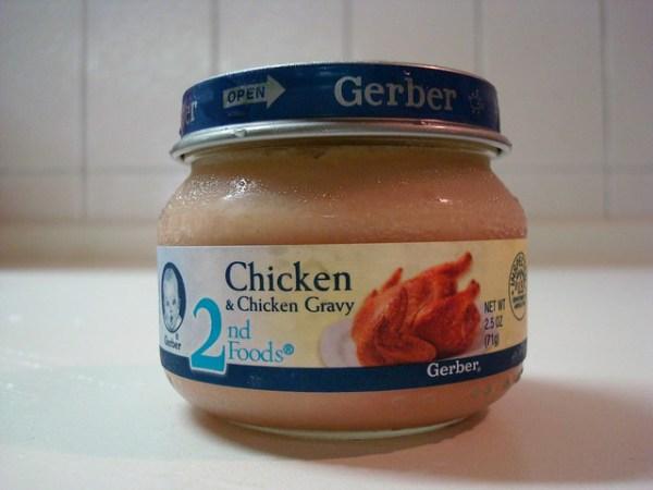 Gerber 2nd Foods Chicken and Chicken Gravy Flickr