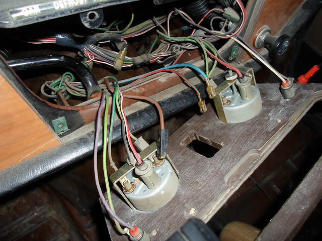 1971 triumph tr6 wiring diagram generac rv generator spitfire – voltage stabilizer replacement | old car junkie