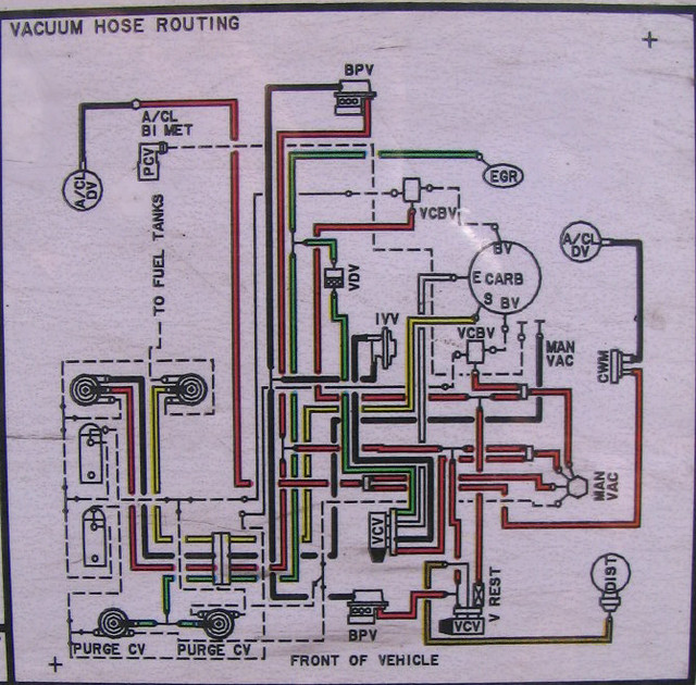 Vacuum Line Diagram Ford F150 Questions Answers With Pictures