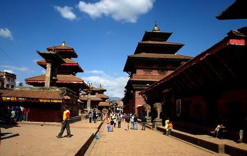 Patan Durbar Square - Kathmandu Valley - Nepal