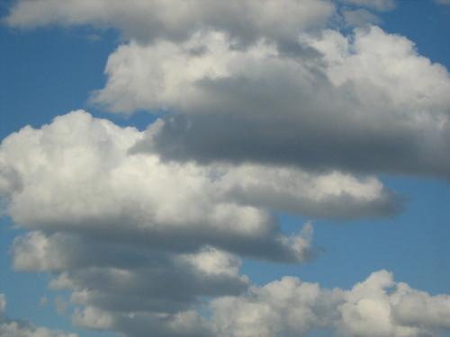 little fluffy clouds