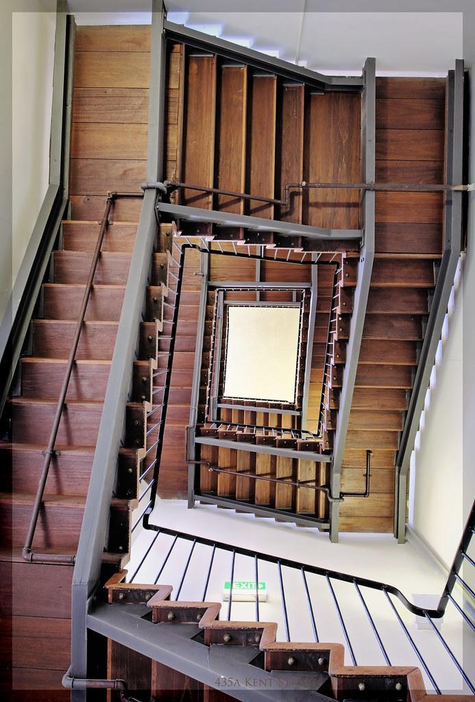 Reverse Vertigo   Not quite the same effect as M.C. Escher's…   Flickr