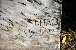 J Hall Signature