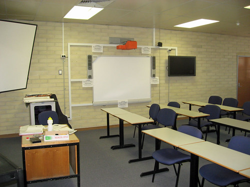 D 411 Connected Classroom