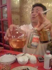 Red Bull + Baijiu
