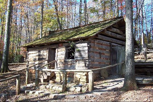 The Danl Boone Cabin Flickr Photo Sharing