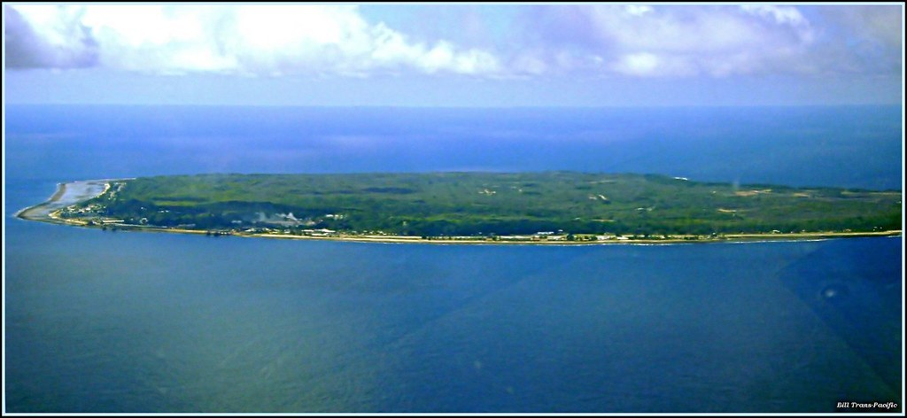 This is The Republic of Nauru. All of it.