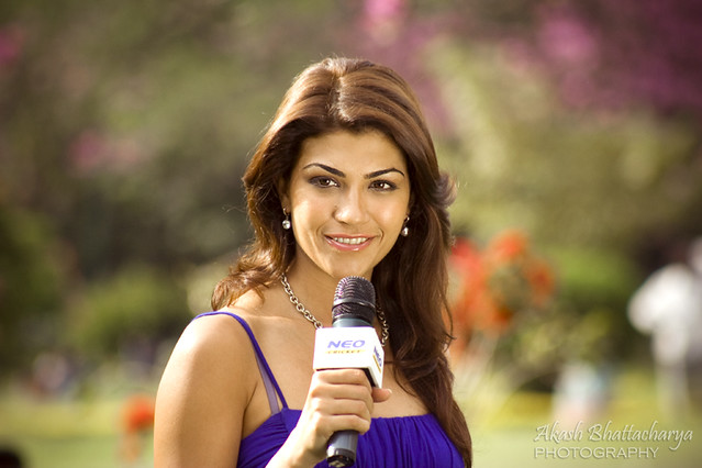 Archana - Sports Anchor of Neo Sports