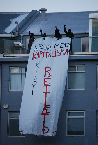 Down with Capitalism: Justice must rise