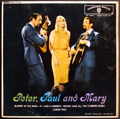 Peter Paul and Mary by Jacob Whittaker