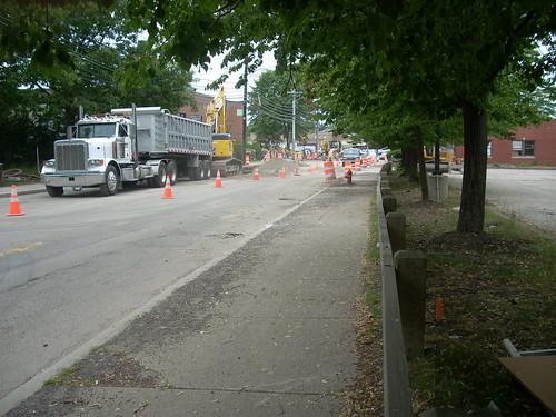 Pleasant Street Construction