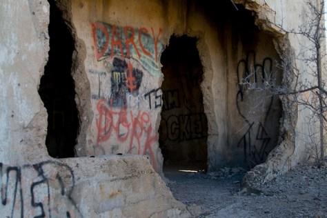 Courtland Ruin