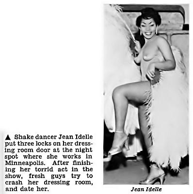Speaking, burlesque dancers nude can look