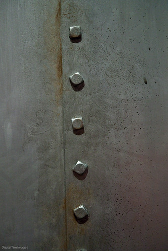 Texture Library: Steel Rivets
