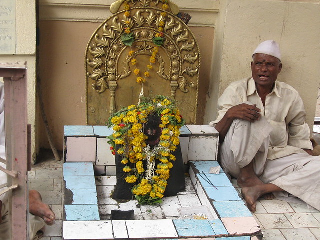 Sant Chokhamela Samadhi  Sant Chokhamela Samadhi in