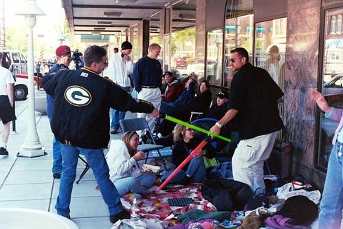 Star Wars Improvisational Street Theatre II