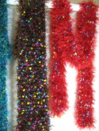 Crochet Scarf Patterns With Fun Fur ~ Dancox for