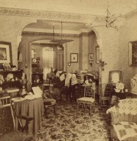 Dining/Parlor chairs, upholstered - a gallery on Flickr