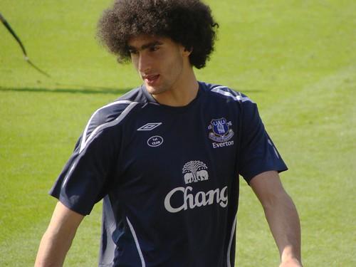 Fellaini, Everton FC