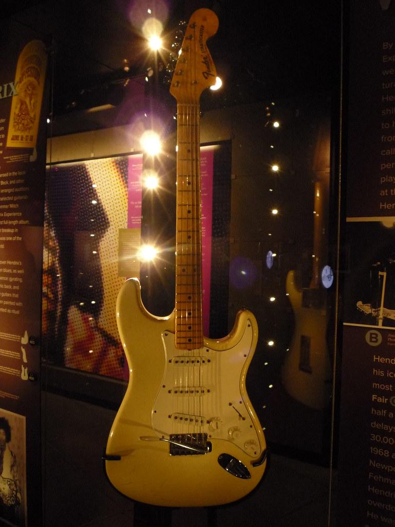 Hendrix's Strat