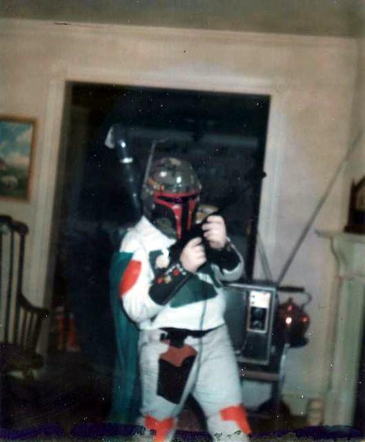Boba Fett - Halloween 1980