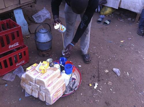 Tea & Bread In Maraba FCT Nigeria by Jujufilms