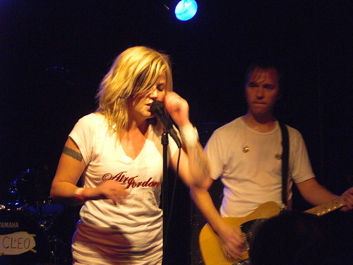 2008-12-08 - Letters to Cleo @ the Paradise - Casio 099