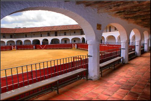Plaza de toros. Almadén