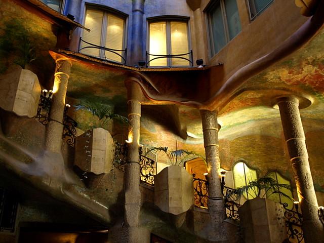 Casa Mil Barcelona  Flickr  Photo Sharing