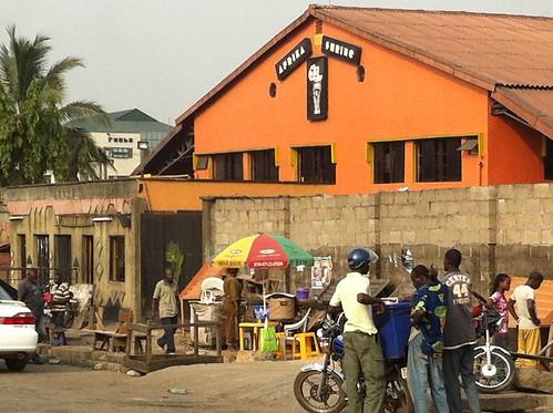 New Afrika Shrine, Ikeja Lagos Nigeria by Jujufilms