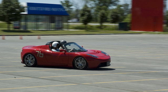 066 - Tesla Roadster #76 - exit the loop