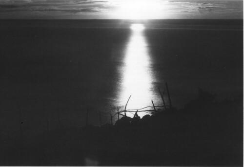 tramonto / atardecer