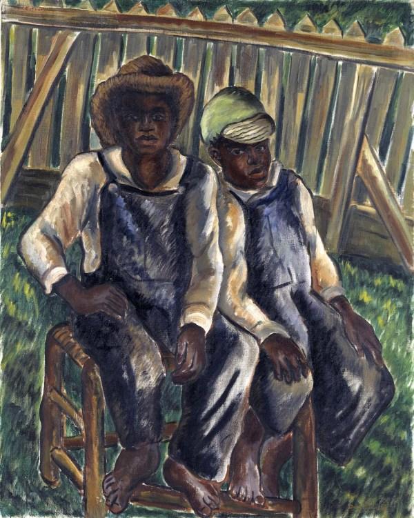 Malvin Gray Johnson Brothers 1934