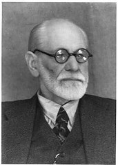 Sigmund Freud by Psychology Pictures
