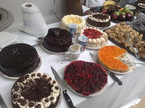 Cakes at LocalGovCamp