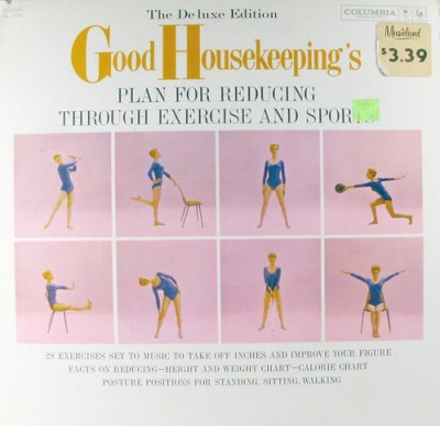 Exercising with Good Housekeeping
