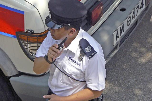 Hong Kong Police Station Sergeant   香港警察隊警署警長 A Station Ser…   Flickr - Photo Sharing!