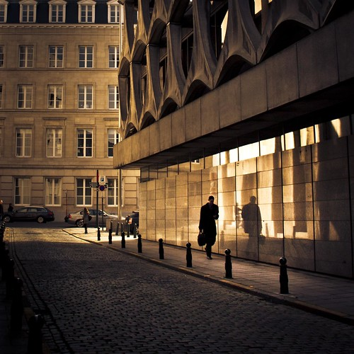 Last Living Souls (in the Corrupted City) (Brussels) -Photo : Gilderic