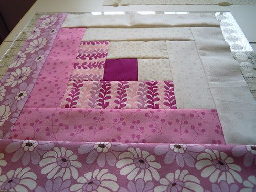 Abby's B-day quilt