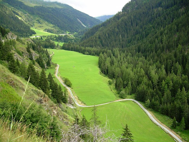 Valles fluviales versus valles glaciares geobiombo - El tiempo en el valles oriental ...