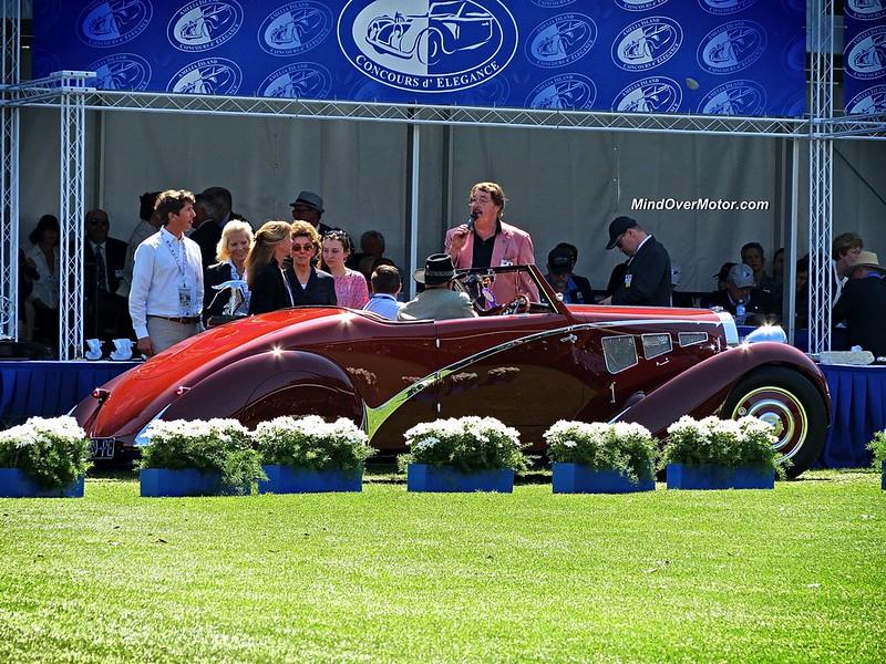 Bugatti Type 57 Aravis