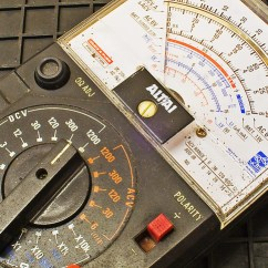4 Ohm 1999 Volkswagen Jetta Interior Parts Diagram Old Altai Analogue Multimeter | Flickr - Photo Sharing!