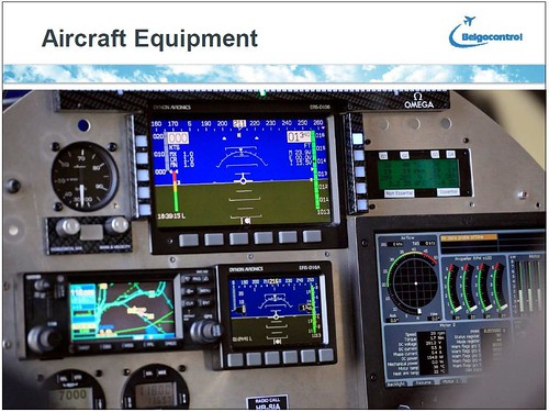 HB-SIA Aircraft Equipment