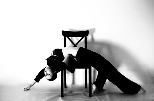 Stretching oneselve
