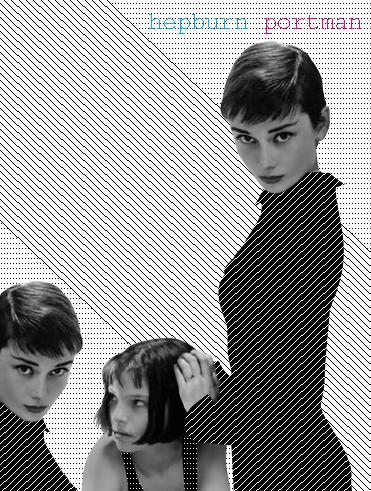 Hepburn Portman