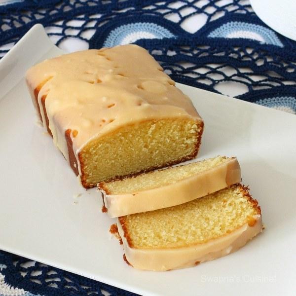 Swapna39s Cuisine Passion Fruit Buttermilk Pound Cake