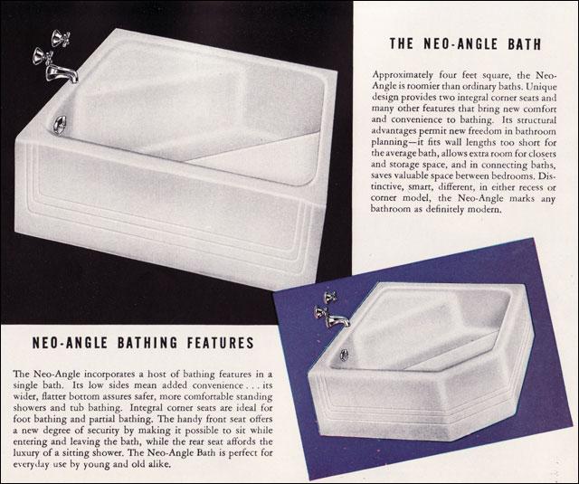 1947 American Standard Neo Angle Bathtub  Flickr  Photo