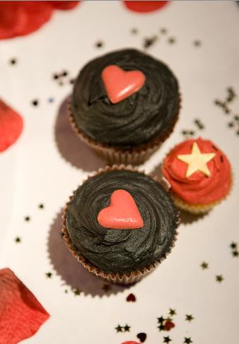 The cupcakes!!