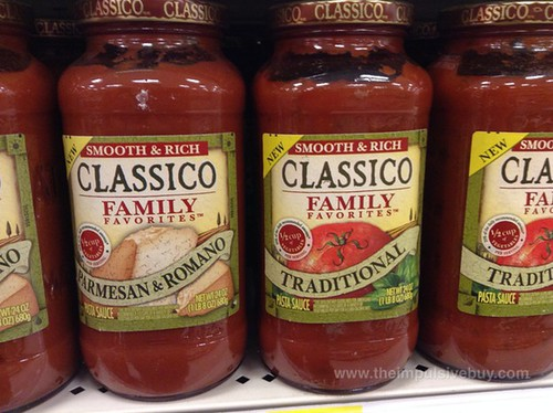 Classico Smooth & Rich Pasta Sauce