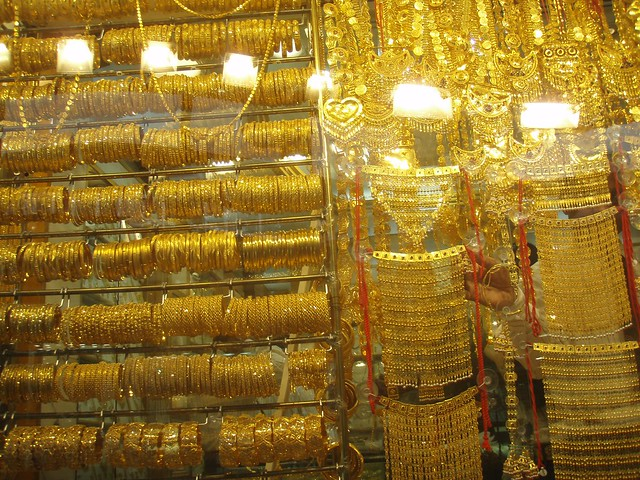 Dubai's Gold Souk